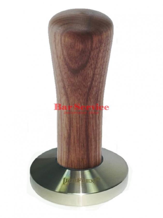 Темпер JoeFrex D58 Classic Short, орех, плоский сталь в Екатеринбурге
